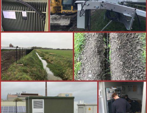 Zonnepark Winschoten bijna klaar