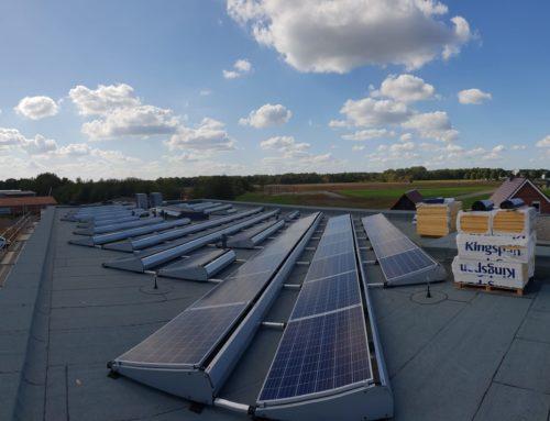 Photovoltaikanlage mit Energiespeichersystem für die RoBeO GmbH
