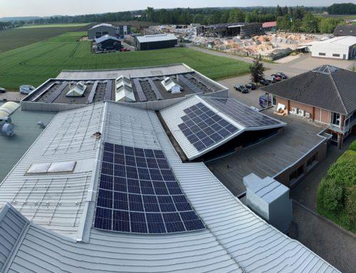 Fotovoltaïsche installatie voor Wigger – binnenhuisarchitectuur Wilsum